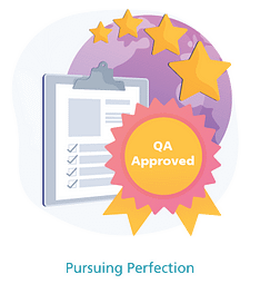 pursuing perfection with QA