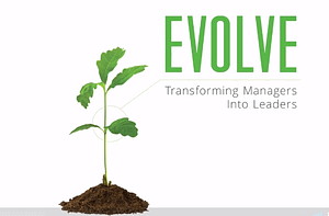 the Evolve leadership training program